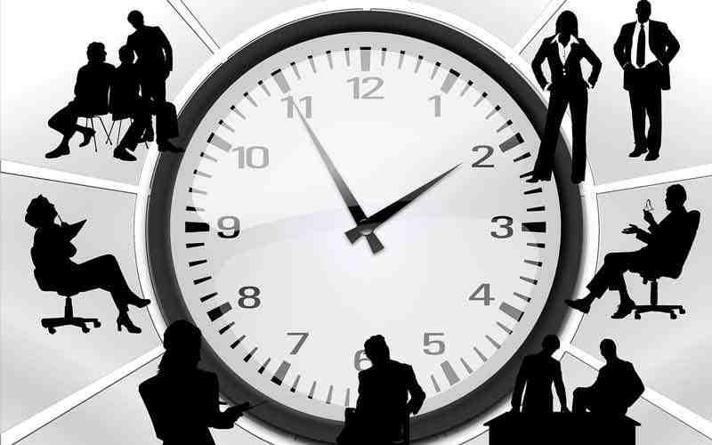 مقاله ترجمه شده فنون مدیریت زمان