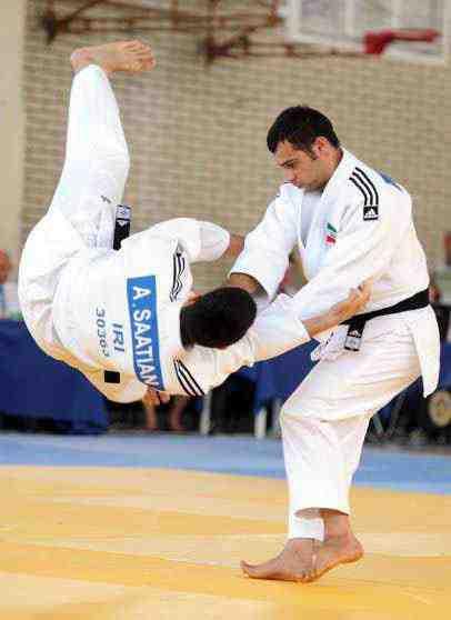 مقاله در مورد ورزش جودو