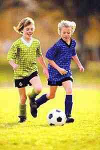 مقاله ورزش کودکان