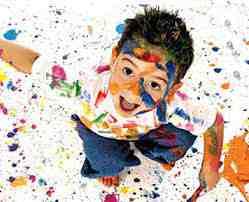 مقاله پرورش خلاقیت در کودکان