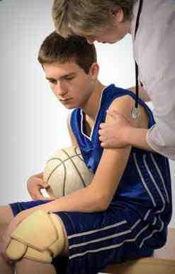 پاورپوینت آسیب شناسی ورزشی