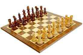 اصول بازی شطرنج