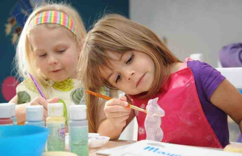 مقاله تاثیر محیط بر خلاقیت کودکان