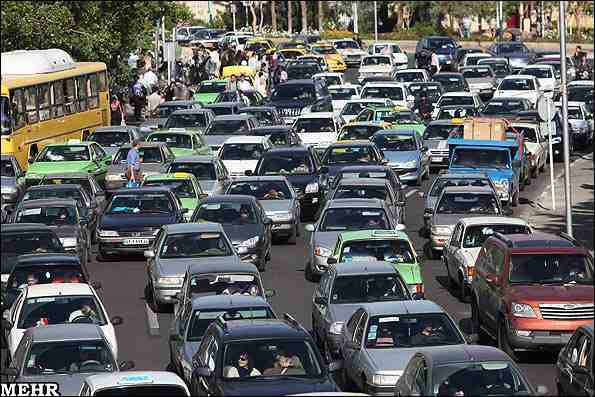 مقاله ترافیک