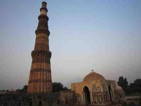 هنر و تمدن اسلامی در هندوستان