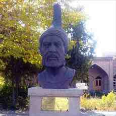 بررسی تطبیقی اثری از کمال الدین بهزاد با شعری از بوستان سعدی