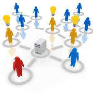 تحقیق صف و ستاد در سازمان