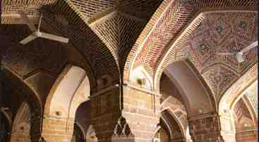 مقاله معماری اسلامی (انواع طاق)