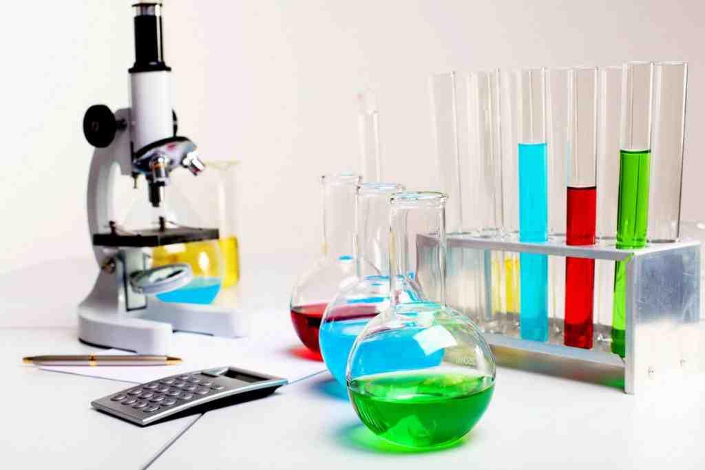 مهارت های آزمایشگاه شیمی