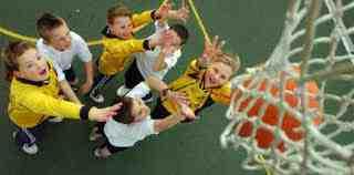 پاورپوینت مطالعه ورزش در کودکان و نوجوانان