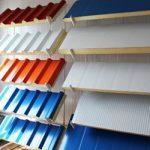 تحقیق تولید ساندویچ پنل، تری دی پنل و بلوک سقفی