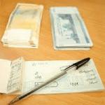 کار تحقیقی مسئولیت ضامن در چک