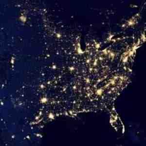 پاورپوینت آلودگی نوری