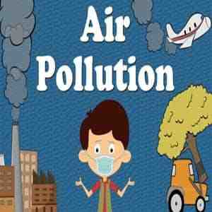 پاورپوینت Air Pollution آلودگی هوا