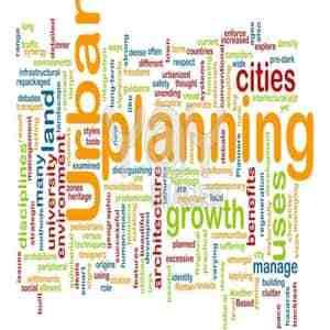 مقاله برنامه ریزی شهری