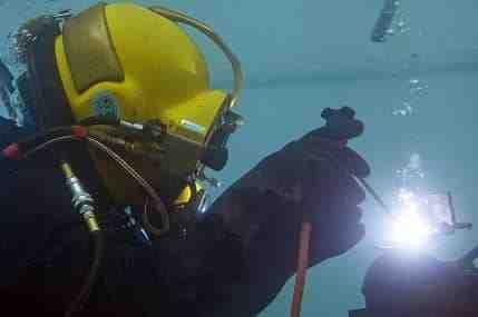 دانلود مقاله جوشکاری زیر آب
