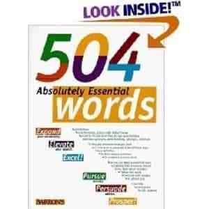 یادگیری لغات ۵۰۴ به روش کدینگ