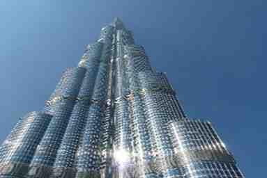 پاورپوینت همه چیز درباره برج خلیفه دبی