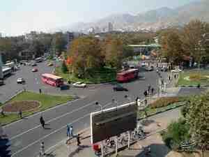 پاورپوینت تحلیل فضای شهری میدان تجریش
