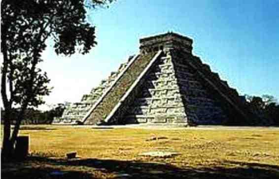 پاورپوینت معماری آمریکای لاتین (آزتک و مایا)