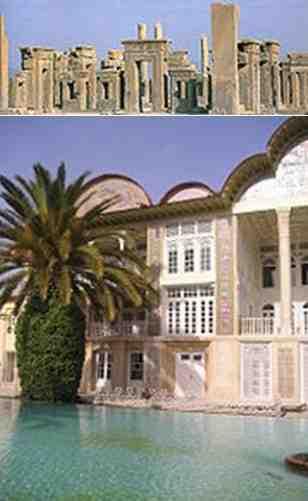مقاله درباره معماری ایرانی