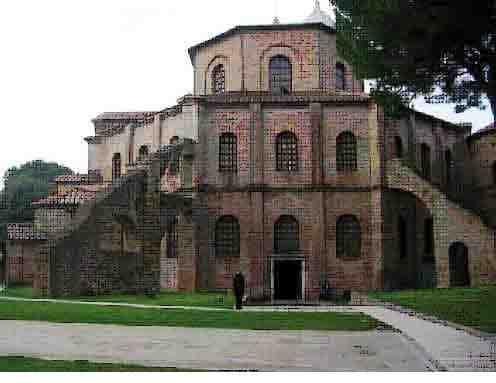 پاورپوینت معماری بیزانس (روم شرقی)