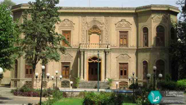 پاورپوینت موزه آبگینه تهران