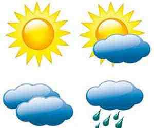 پاورپوینت هواشناسی