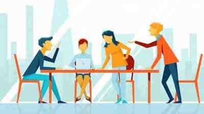 پاورپوینت کار تیمی و ارتباط مؤثر