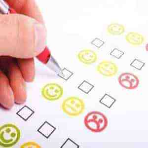 پرسشنامه عوامل موثر بر کیفیت خدمات سازمان