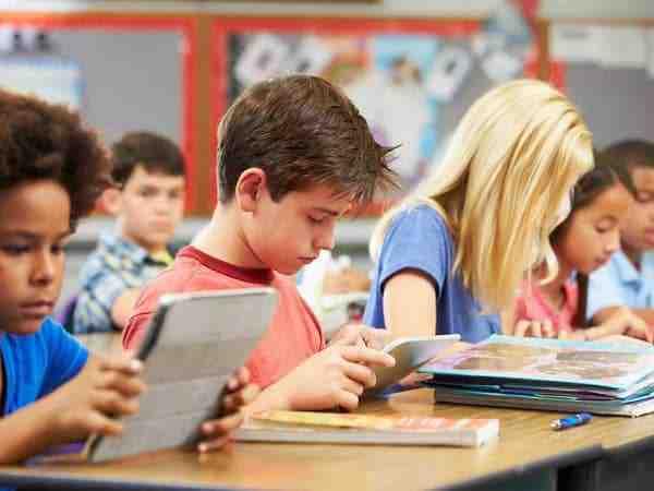 مقاله یادگیری از طریق موبایل