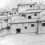 پاورپوینت معماری روستای مجارشین