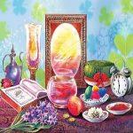 تحقیق عید نوروز در فرهنگ اسلامی و آیین ها و اساطیر ایرانی